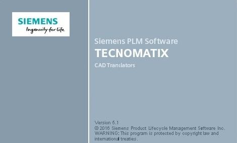 Siemens Tecnomatix CAD Translators 5.1 Win64 full