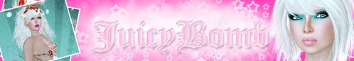 JuicyBomb.com // January 2010 banner