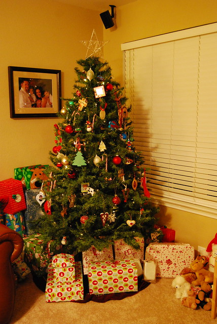 Christmas Eve night