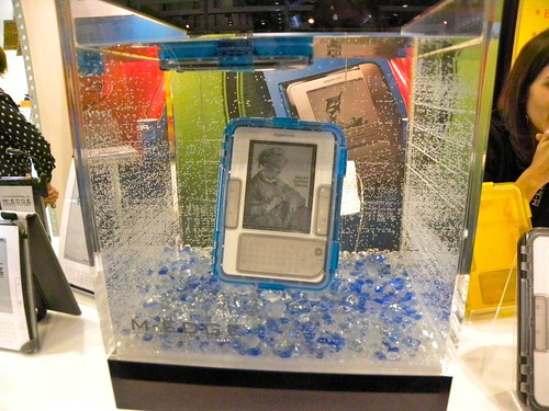 M-Edge Waterproof Kindle Case