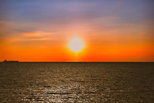 Sun, Sea and Ship