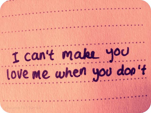 lyrics sometimes you cant make: