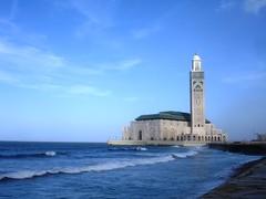 Casablanca, Morocco, December 2009