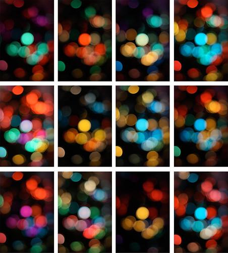 Lighting sequence