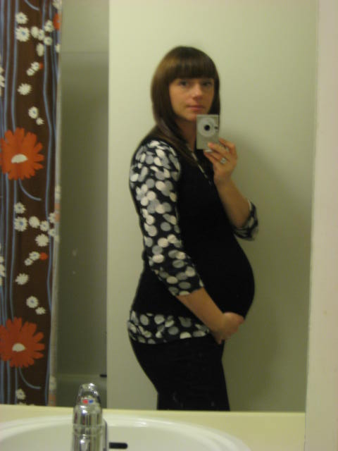 months pregnant | Flickr - Photo Sharing!
