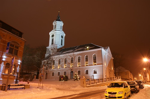 trinity church Zeulenroda