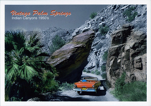 postcard - Palm Springs 10