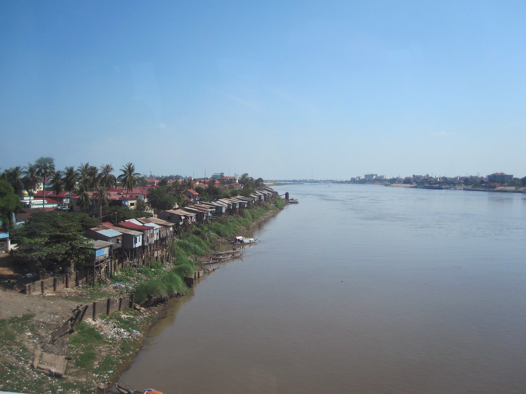 Phnom Penh River View