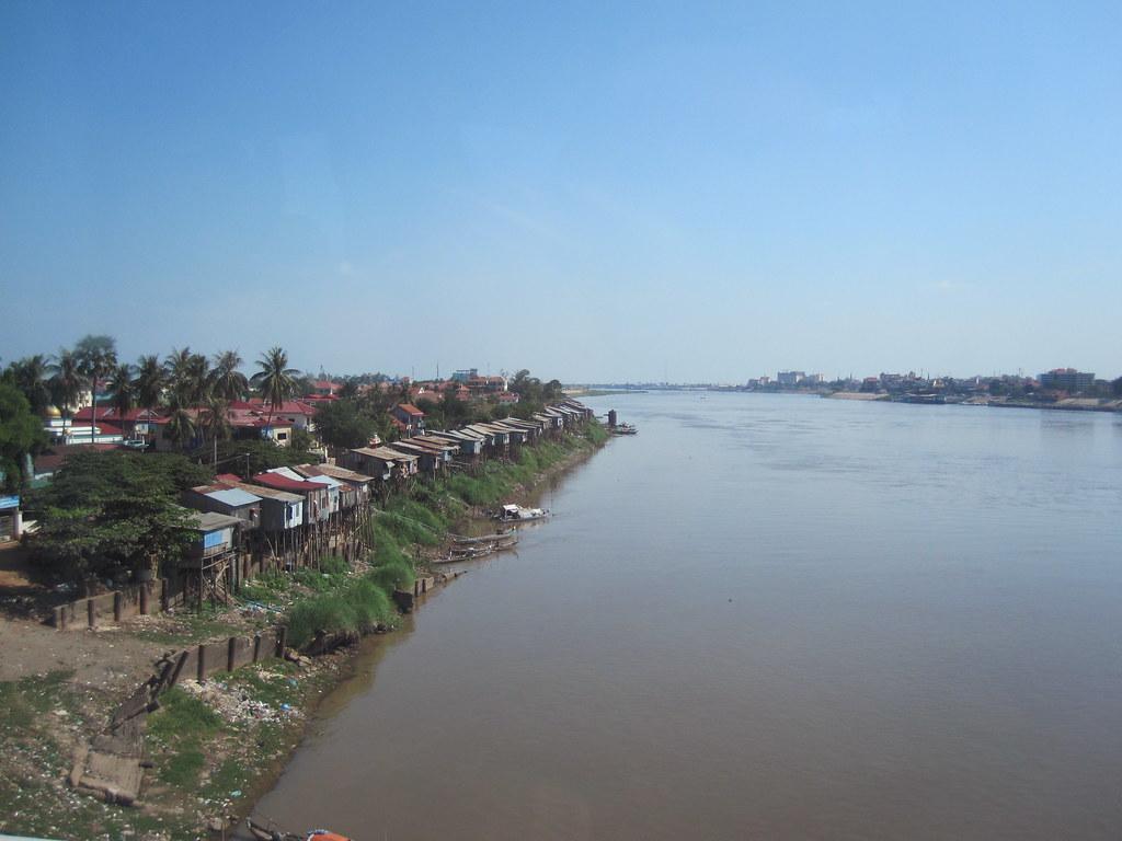 Phnom Penh River View