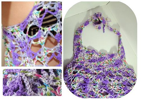 Vestido tejido a Crochet | Flickr - Photo Sharing!