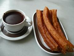 breakfast, fried food, food, dish, cuisine, snack food, churro,