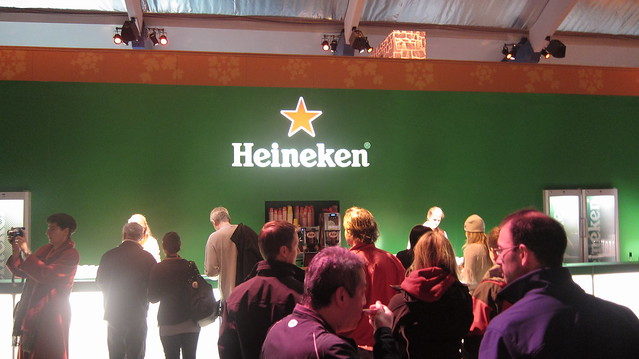 Holland Heineken House | Vancouver 2010
