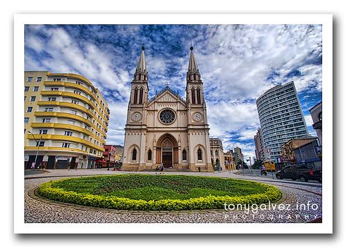 catedral, Curitiba