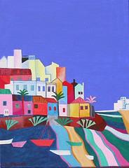 Algarve: paintings