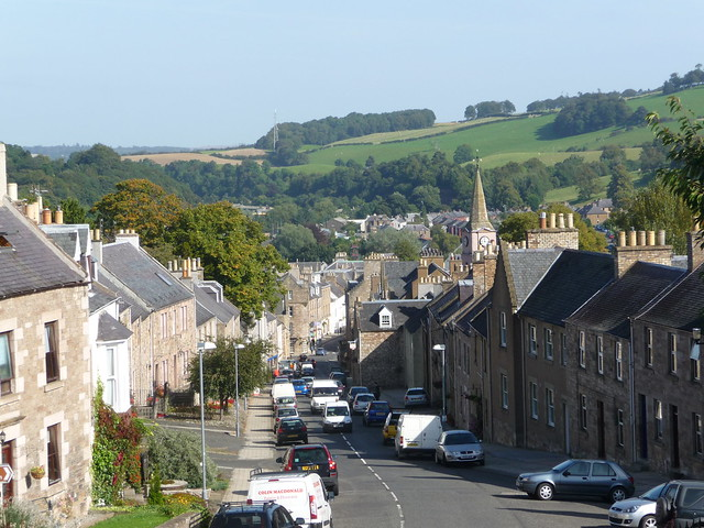 Jedburgh, Scottish Borders
