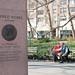 Small photo of Alfred Nobel memorial
