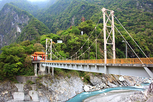 01V9中橫立霧溪峽谷-普渡橋