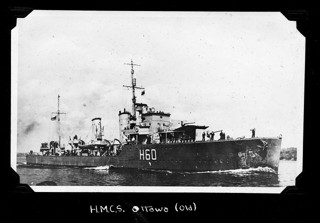 HMCS Ottawa I