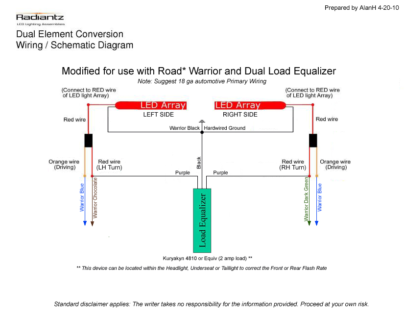 Led Turn Signal Project Complete  - Page 2