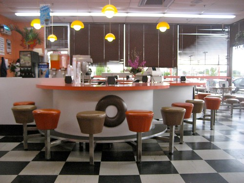Maple Donuts Interior