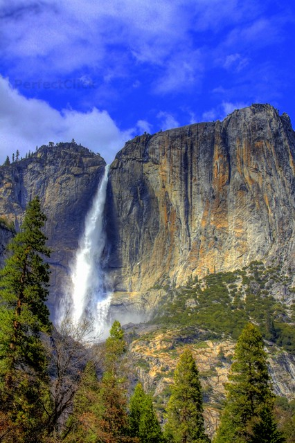 Bridal Veil Falls Yosemite Flickr Photo Sharing