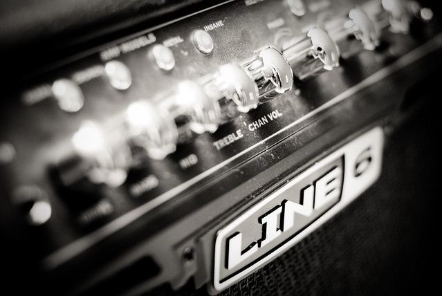 Photo:Line 6 Spider IV 15 By Christopher Craig
