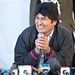 Press Conference with Bolivian President Evo Morales - WPCCC - Bolivia
