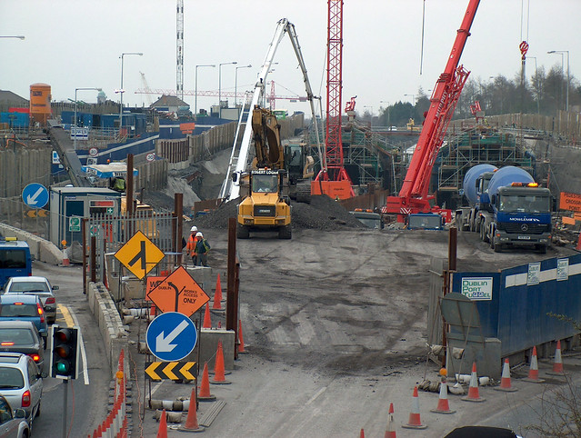 Image result for dublin construction