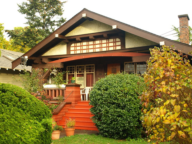 California bungalow flickr photo sharing for California craftsman house