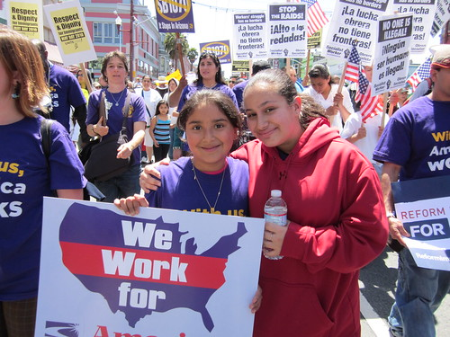 immigration reform for kids