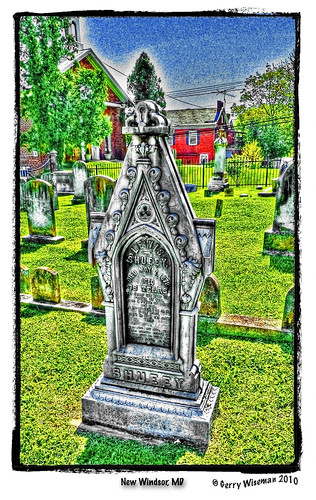 county new grave stone md cemetary windsor carroll