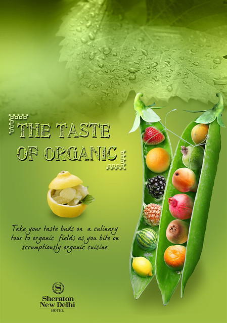 The-Taste-of-Organic poster | Flickr - Photo Sharing!