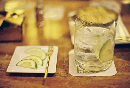 dear gin tonic, i miss you