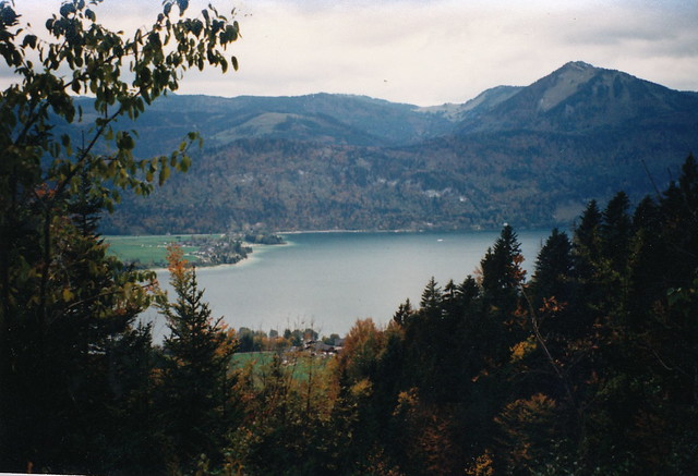 Wolfgangsee Austria 1993 by Infrogmation, on Flickr