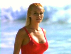 Pamela Anderson, 1992. Baywatch titles.