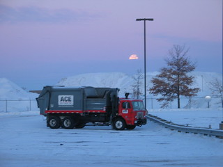 ACE Solid Waste in winter