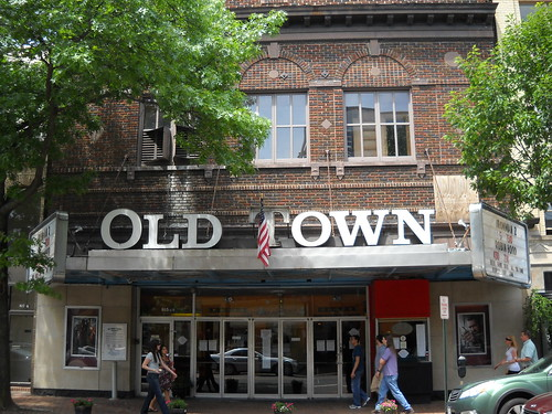 Old Town Movie Theater