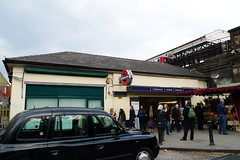 Picture of Turnham Green Station