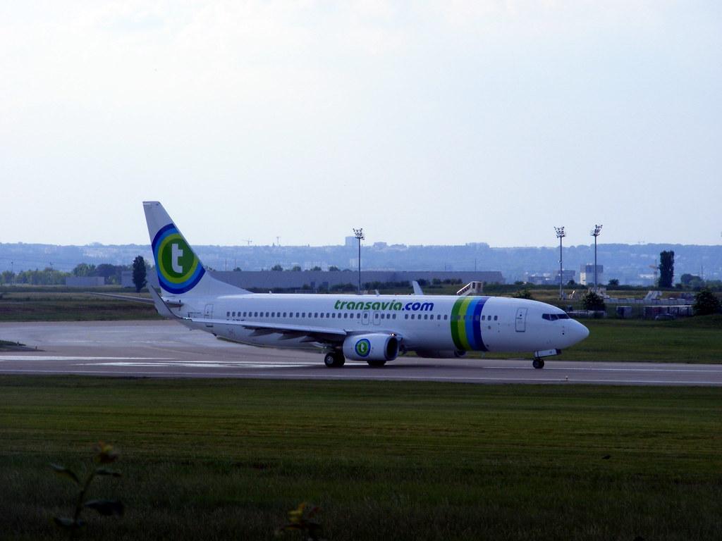 F-GZHF - B738 - Transavia France