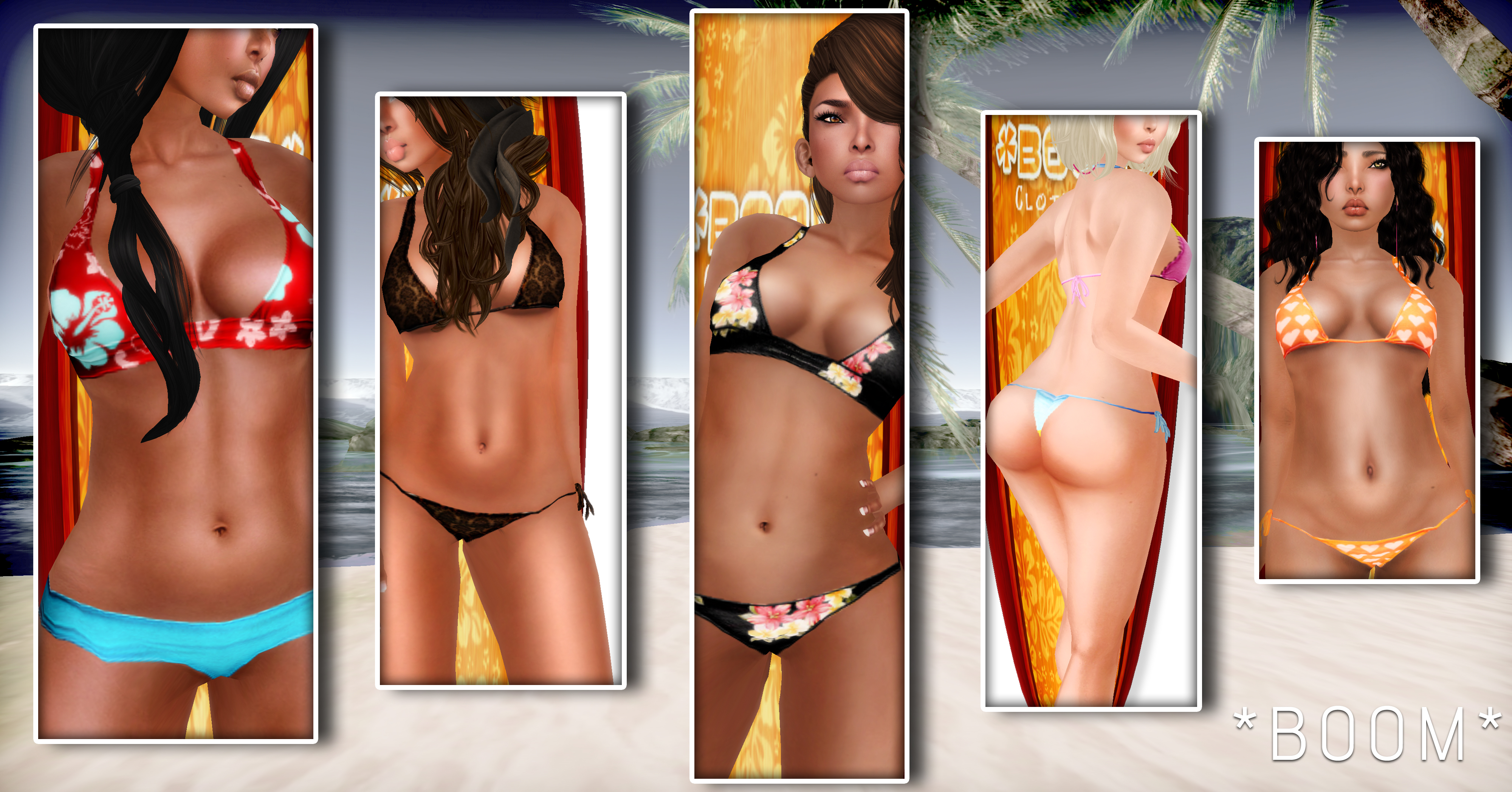 BOOM* Bikini Basics | Flickr - Photo Sharing!