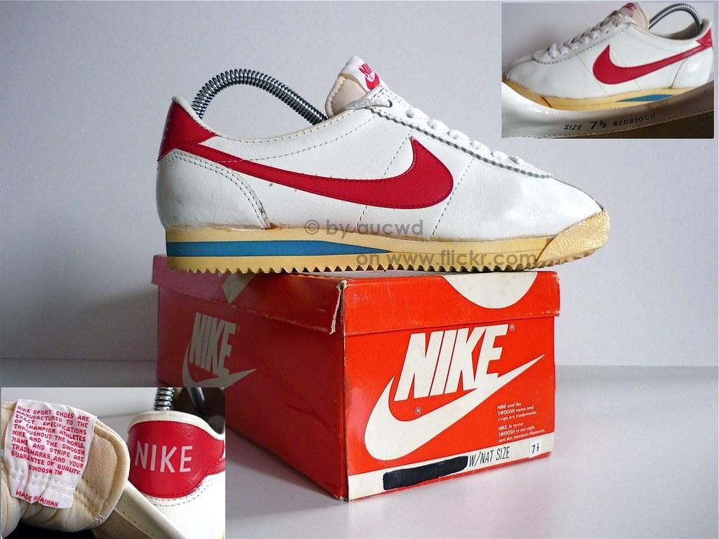 Nike Vintage Running Shoes Il ritorno degli anni '70 e '80