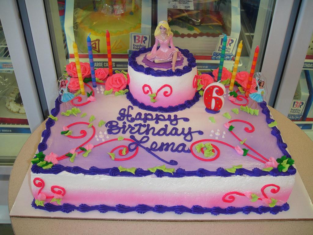 Ice Cream Cake 119