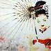 geisha by tunnelweasel