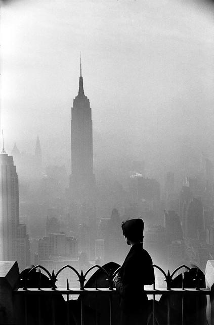 NYC, by Elliott Erwitt 1955