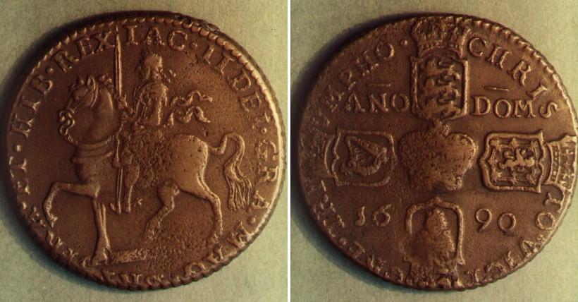 Irish Gun Money Crown