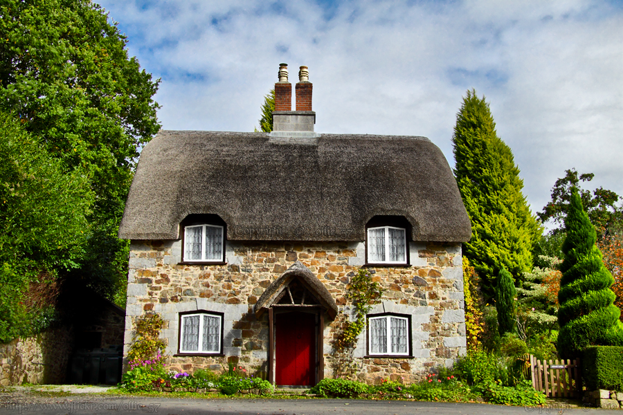 English fairy tale cottage cottages pinterest for Pictures of english country cottages