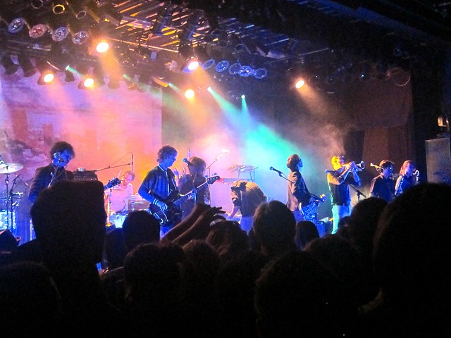 Broken Social Scene | Commodore Ballroom