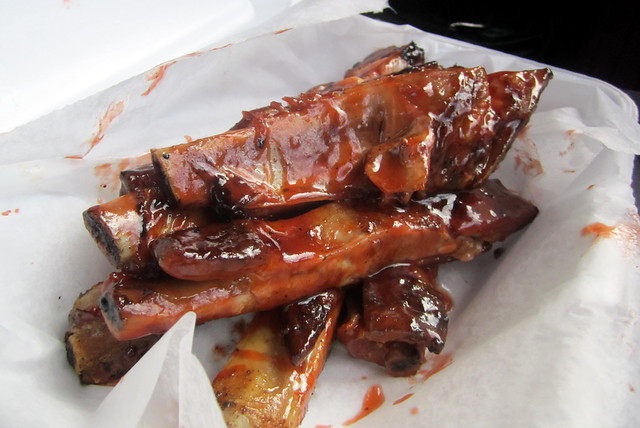 Baltimore: Chaps Pit Beef - Ribs
