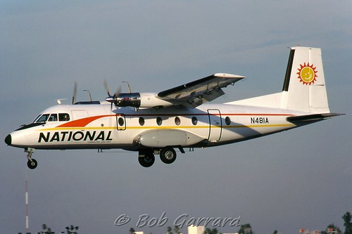 N481A National Commuter Airlines