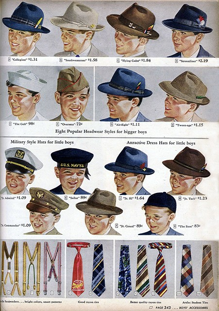 1944 Sears and Roebuck Catalog http://www.flickr.com/photos/clotho98/5136554927/